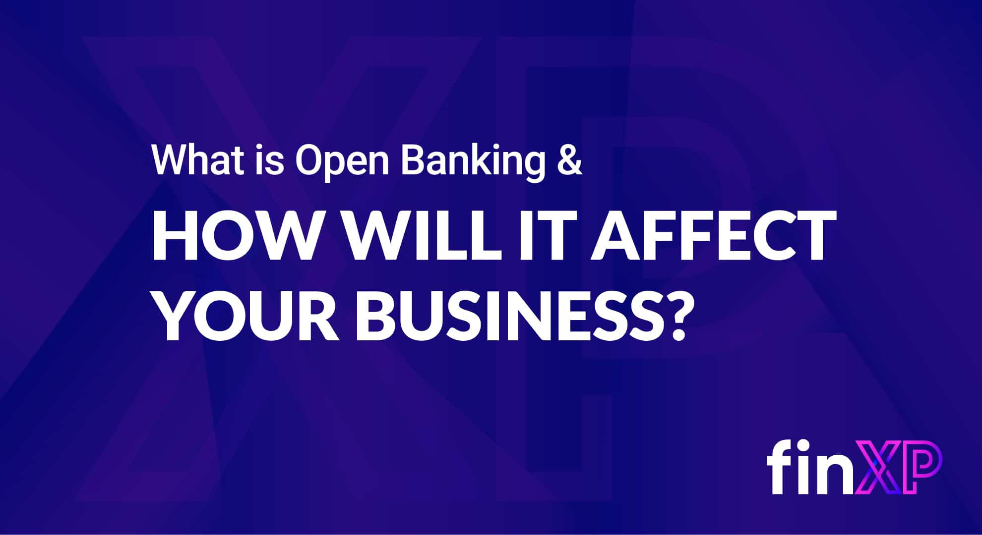 What is Open Banking? image