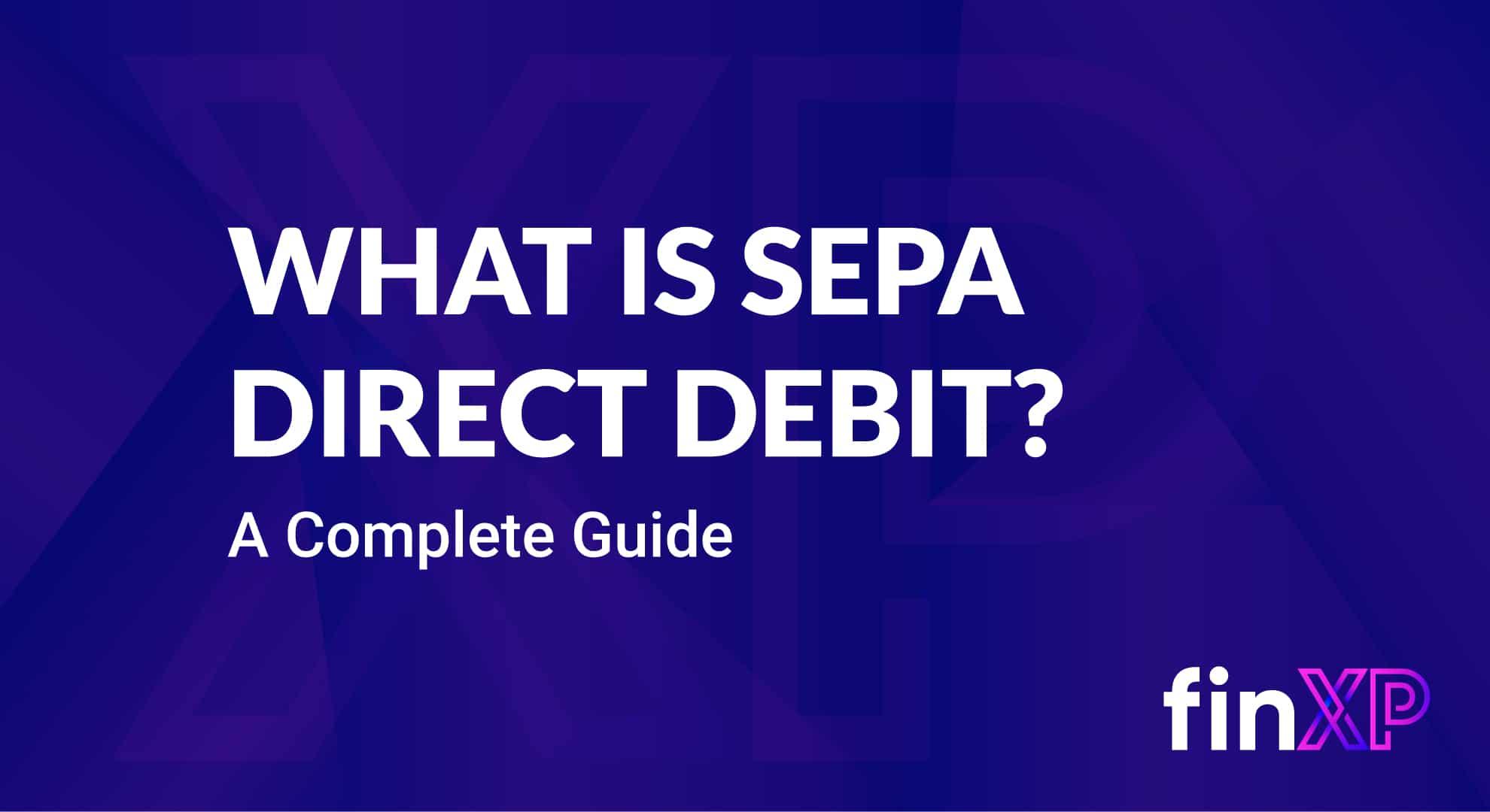 What is SEPA Direct Debit? image